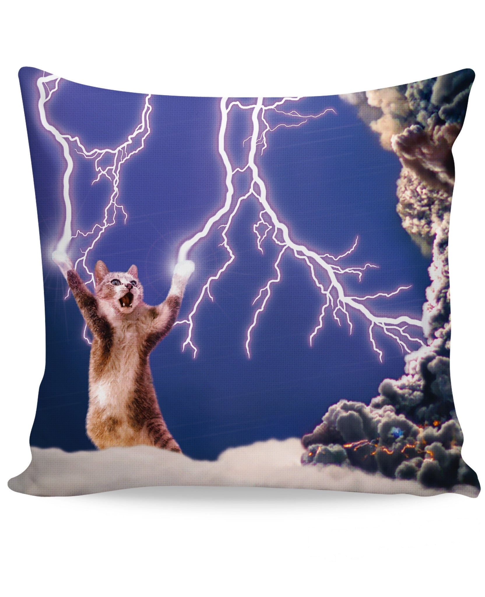 Thundercat Couch Pillow