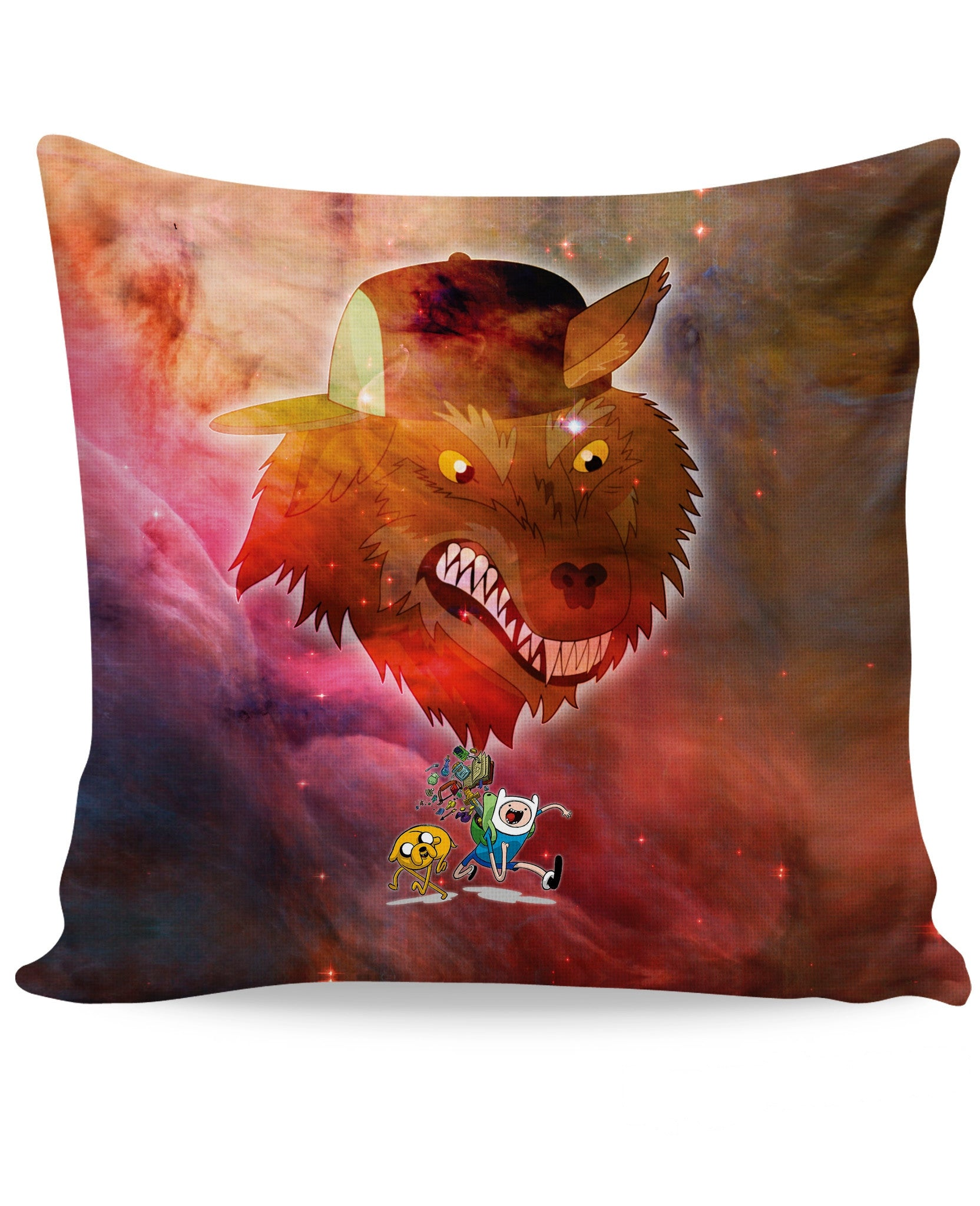 Adventure Time Party God Couch Pillow