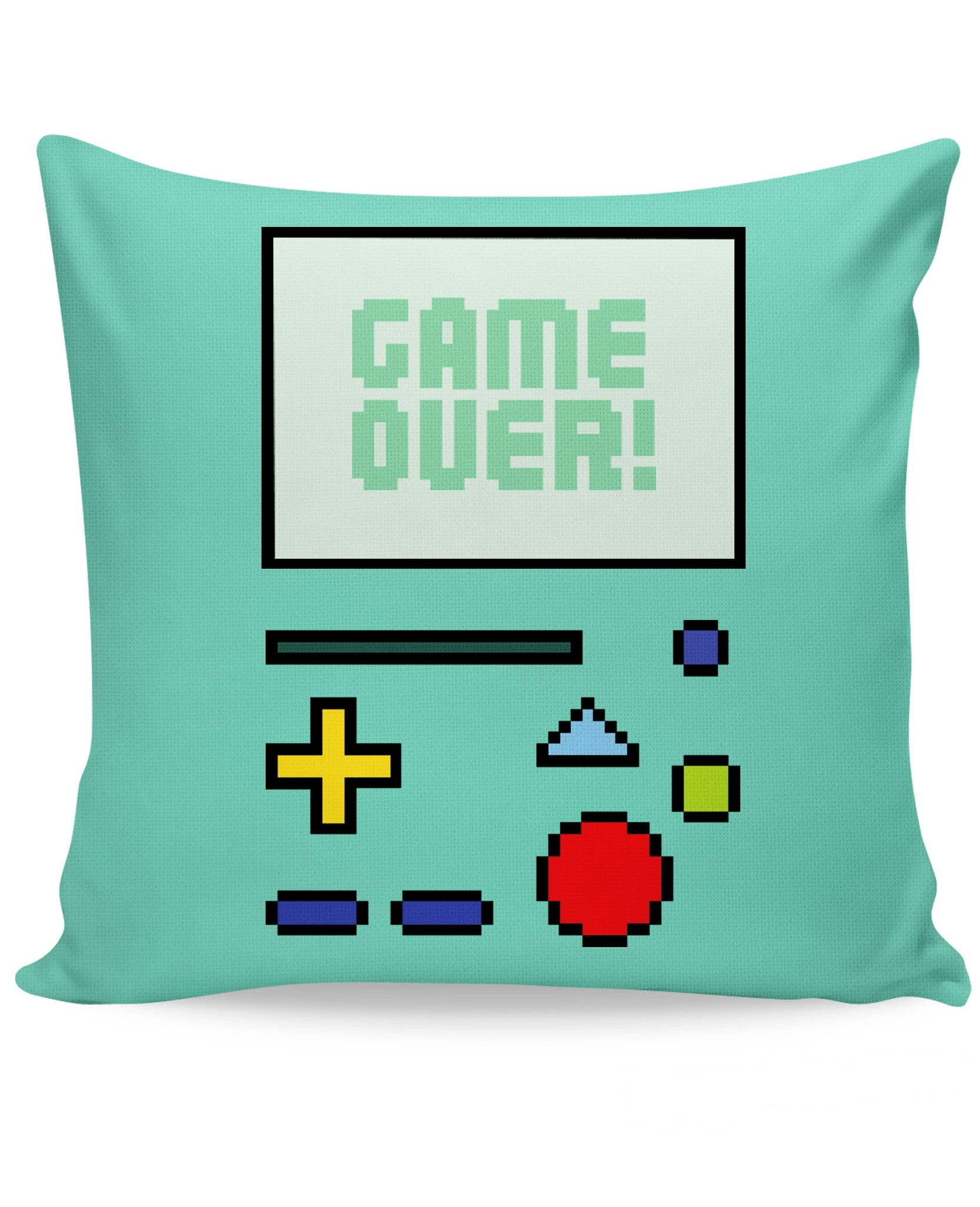 Game Over BMO Couch Pillow