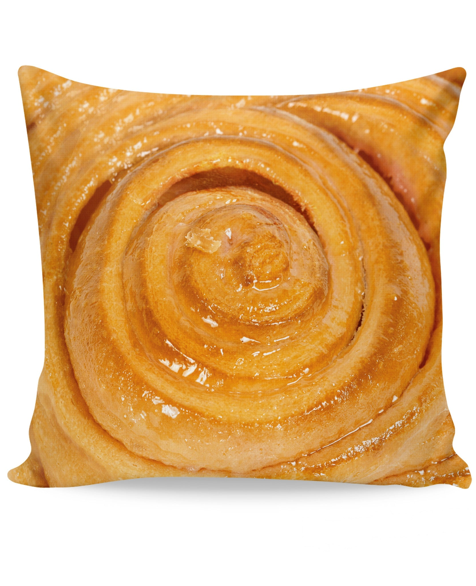 Cinnabon Cinnamon Roll Couch Pillow