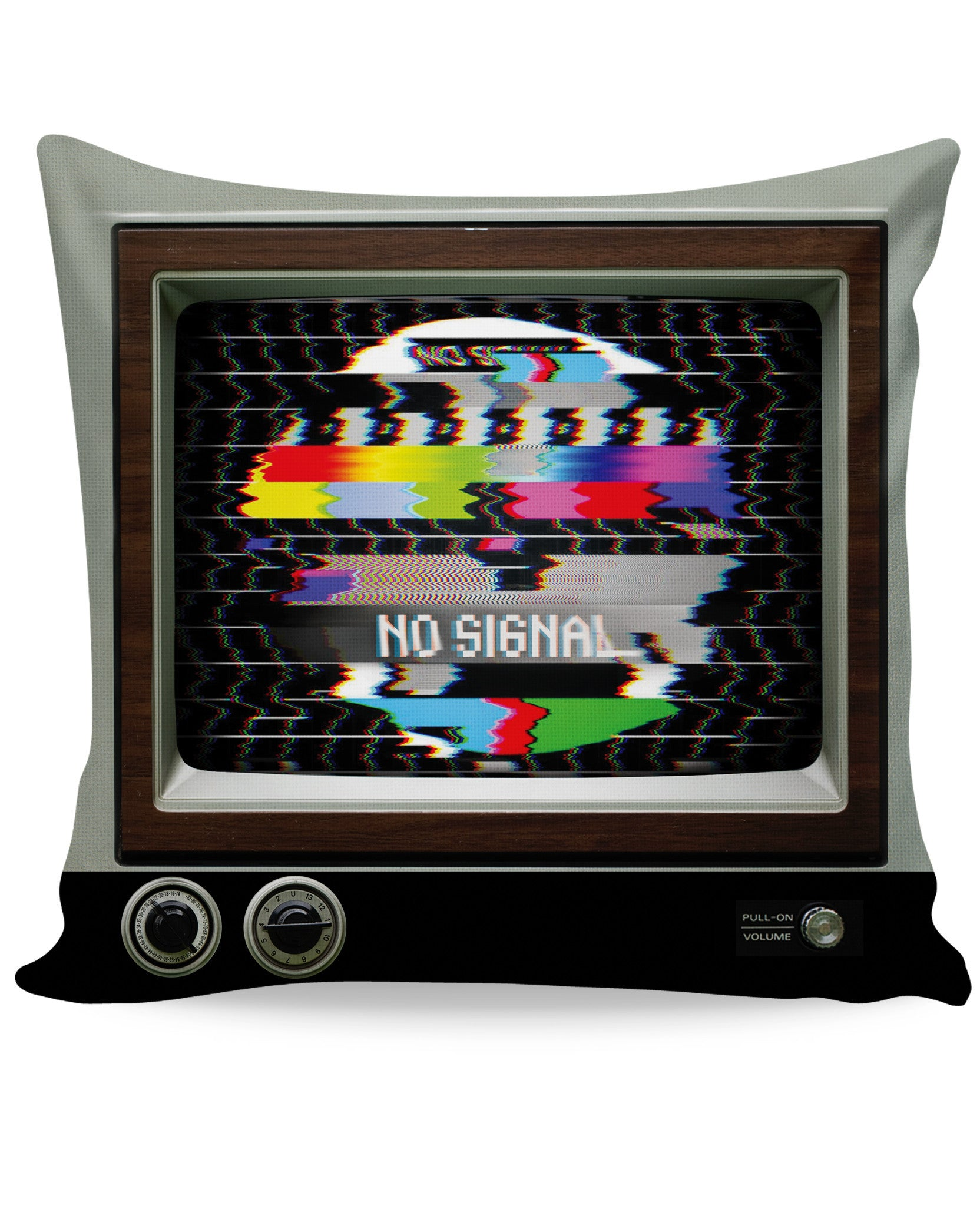 Lost Signal Couch Pillow