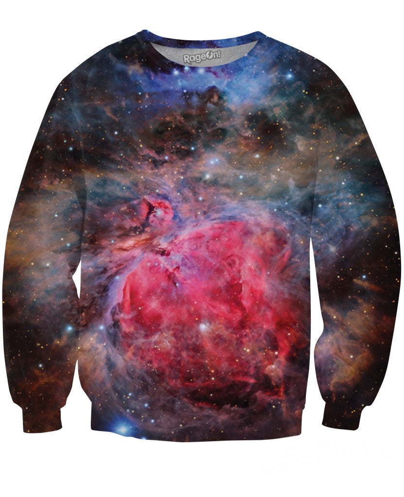 Heart of the Universe Crewneck Sweatshirt