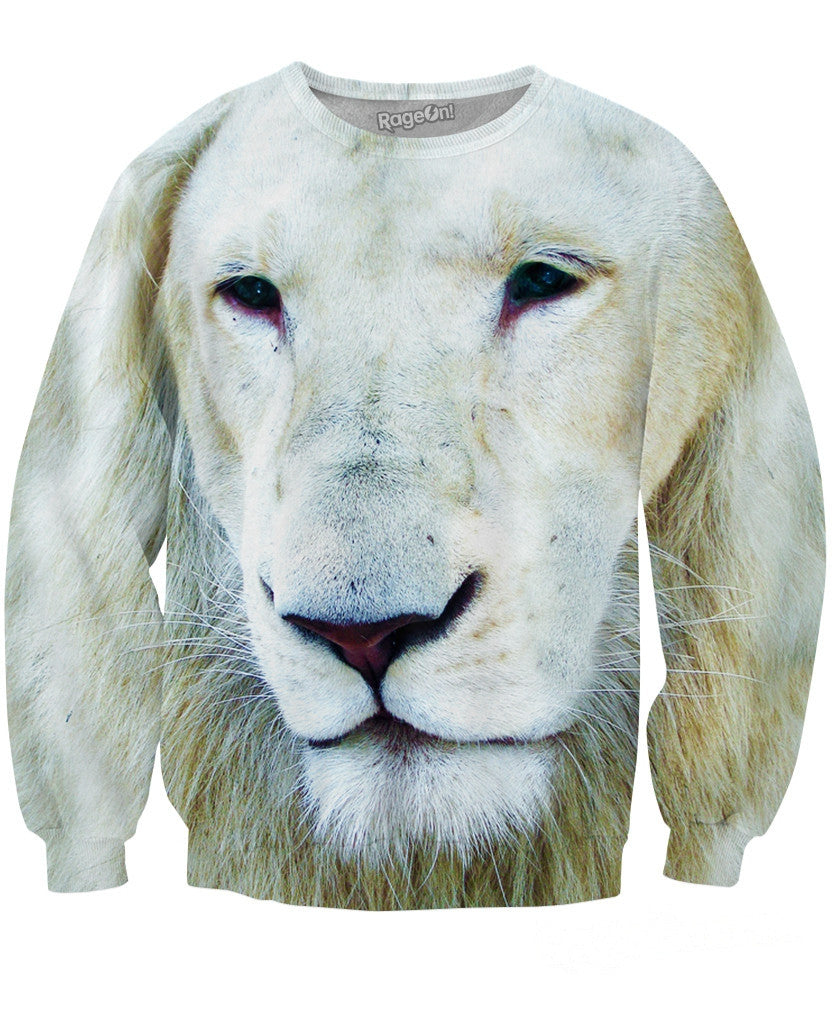 White Lion Sweatshirt