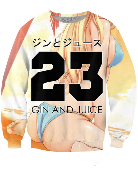 Gin and Juice Sweatshirt