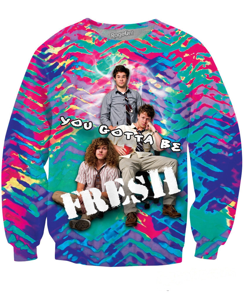 Workaholics Crewneck Sweatshirt