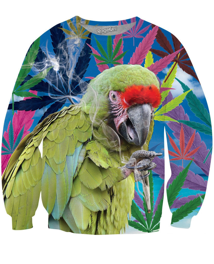 Puffin Polly Crewneck Sweatshirt