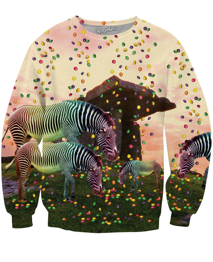 Taste the Rainbow Crewneck Sweatshirt