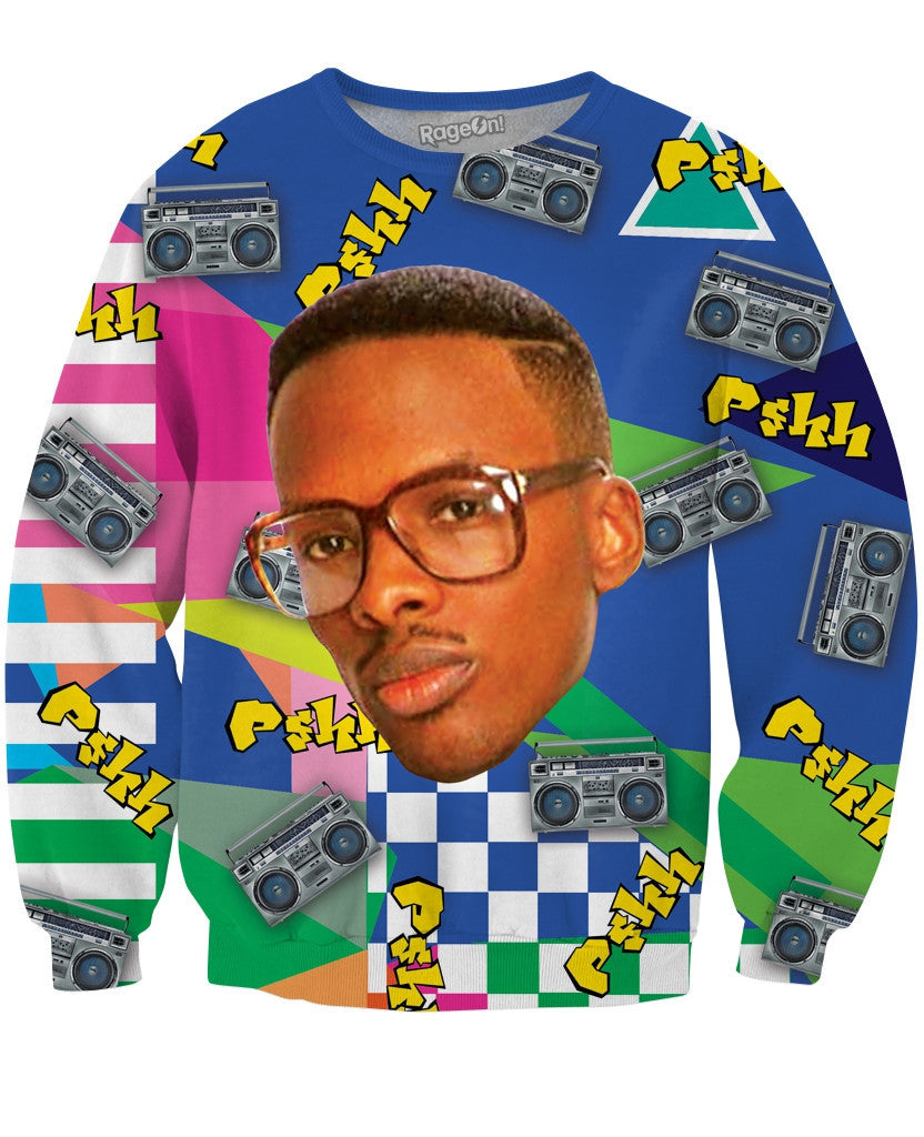 Jazz Crewneck Sweatshirt