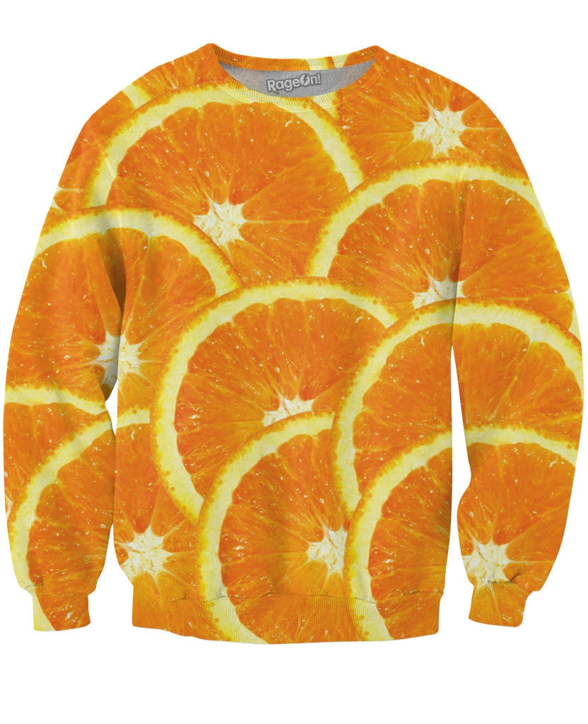 Oranges Crewneck Sweatshirt