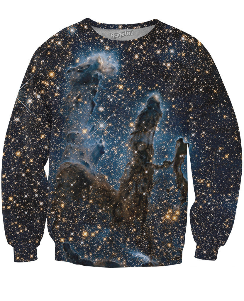Pillars of Creation Crewneck Sweatshirt