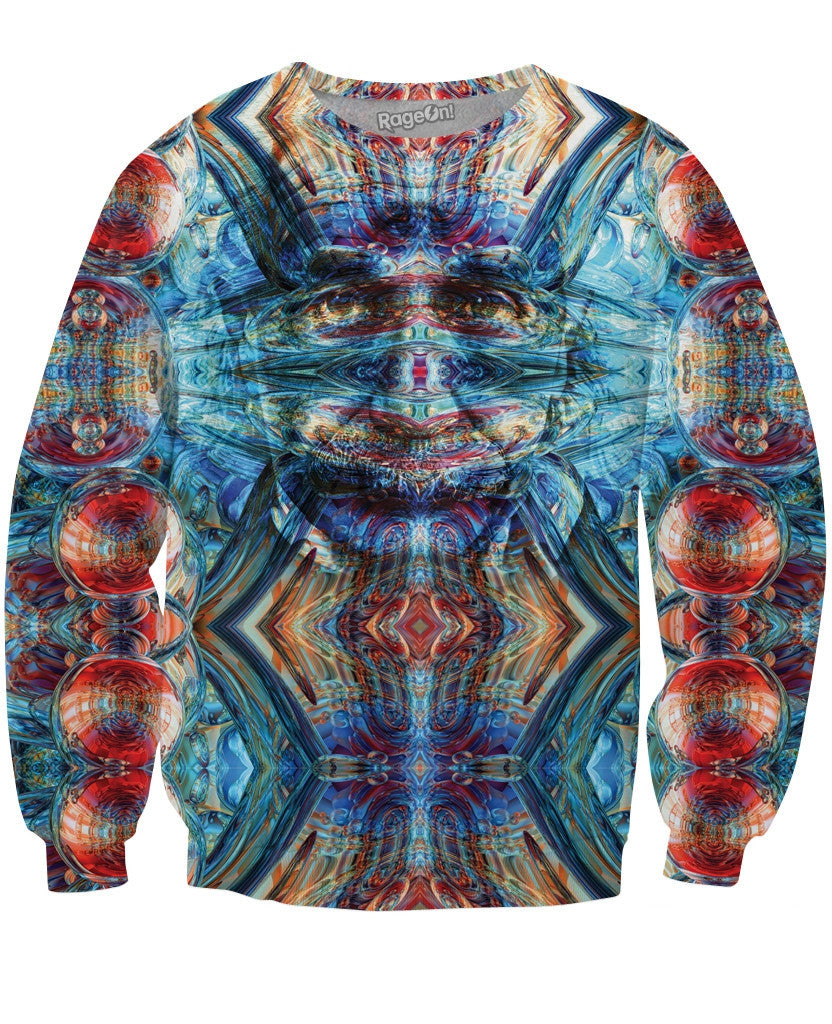 Third Einstein Crewneck Sweatshirt