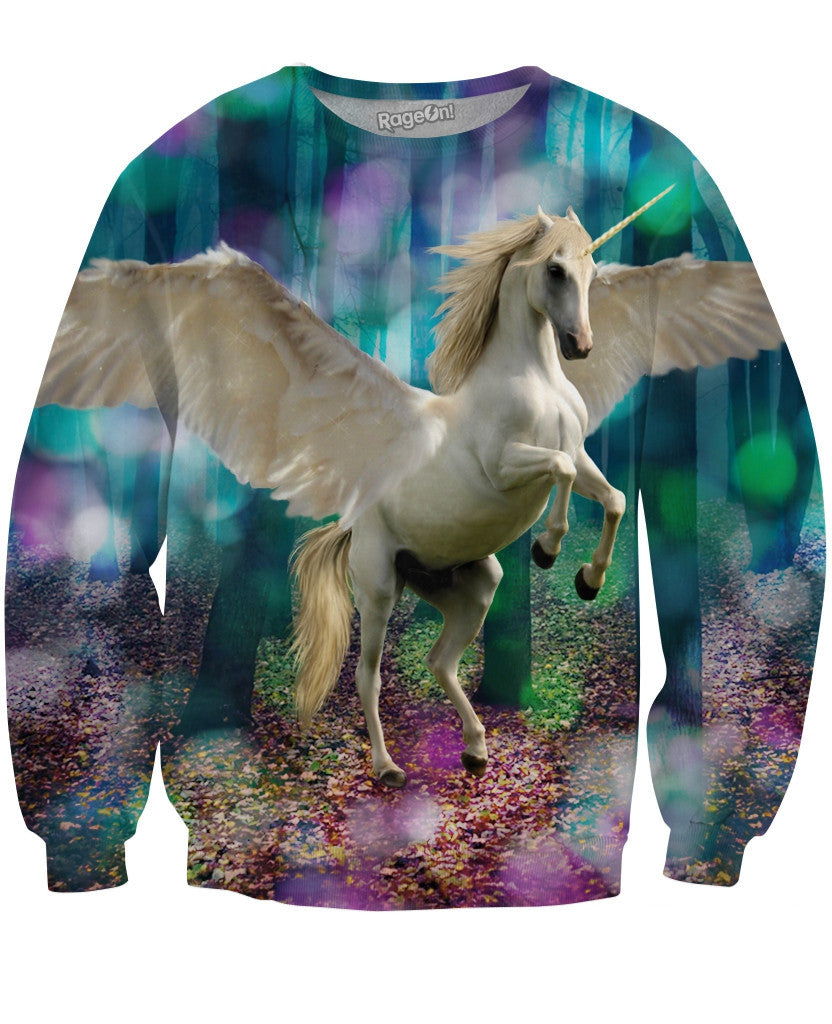 Unicorn Crewneck Sweatshirt