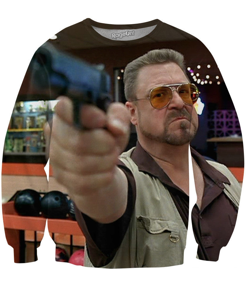 The Big Lebowski Crewneck Sweatshirt