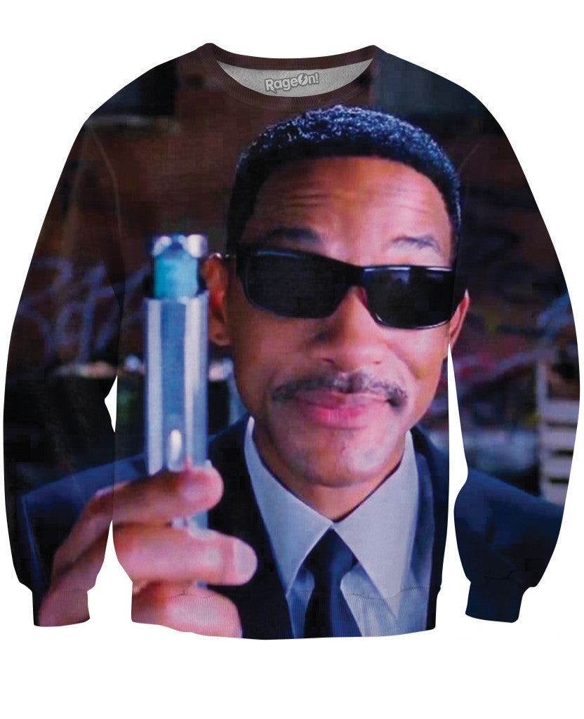 Men in Black Neuralyzer Crewneck Sweatshirt