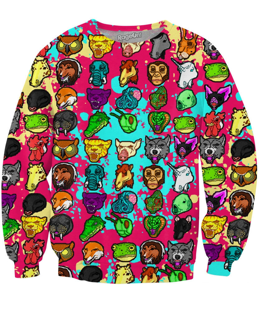 Hotline Miami Crewneck Sweatshirt