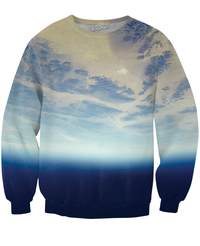 Earth Crewneck Sweatshirt
