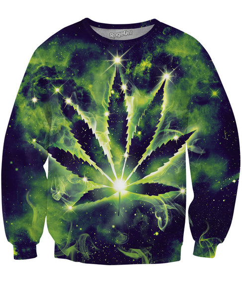 Weed Constellation Sweatshirt