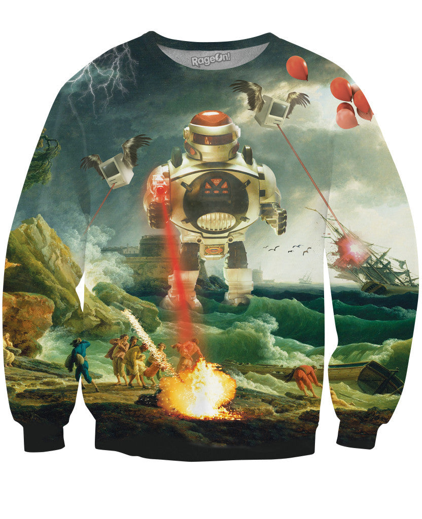 Destroy! Sweatshirt