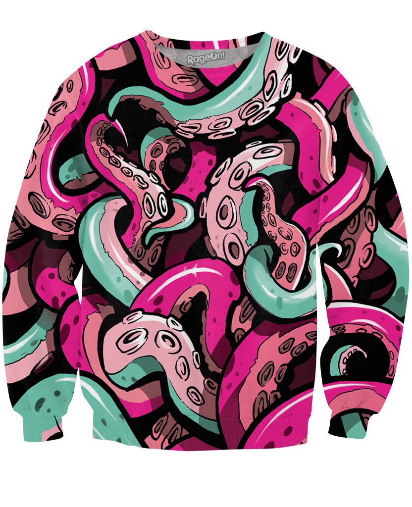 Tentacle Crewneck Sweatshirt