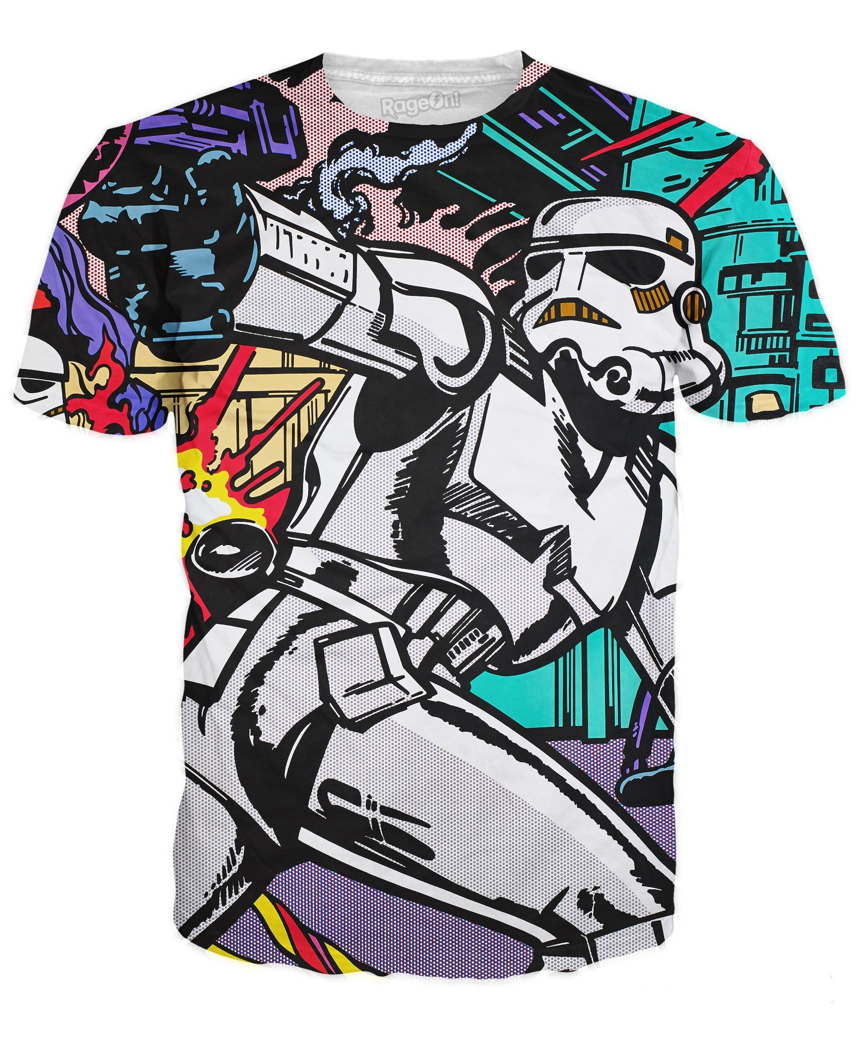 Stormtroopers Delight T-Shirt
