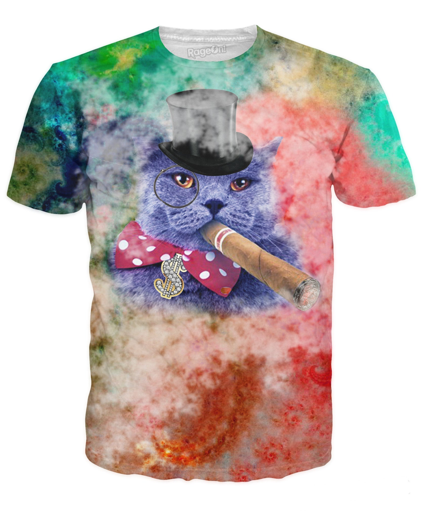 Cigar Cat T-Shirt