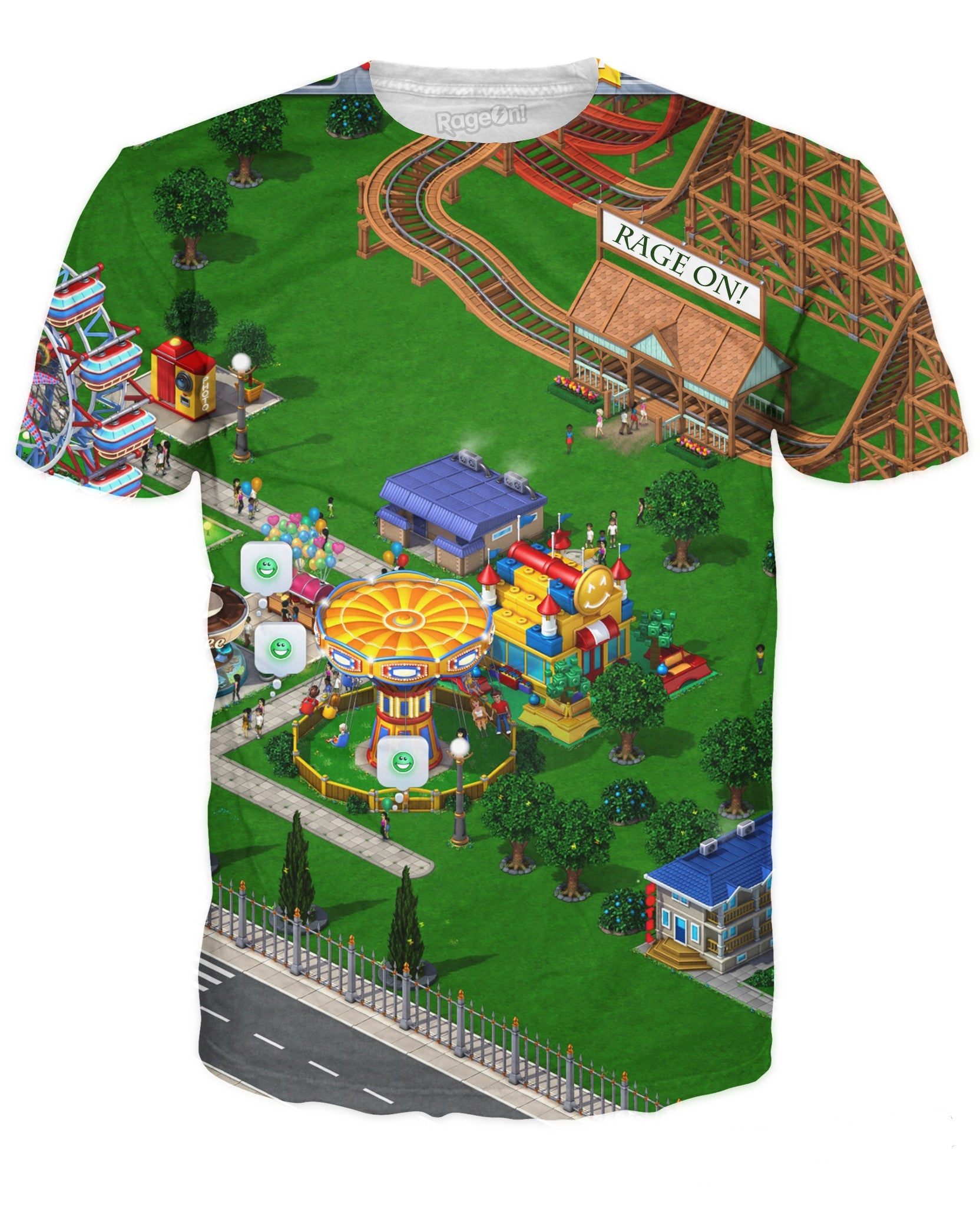Rollercoaster Tycoon T-Shirt