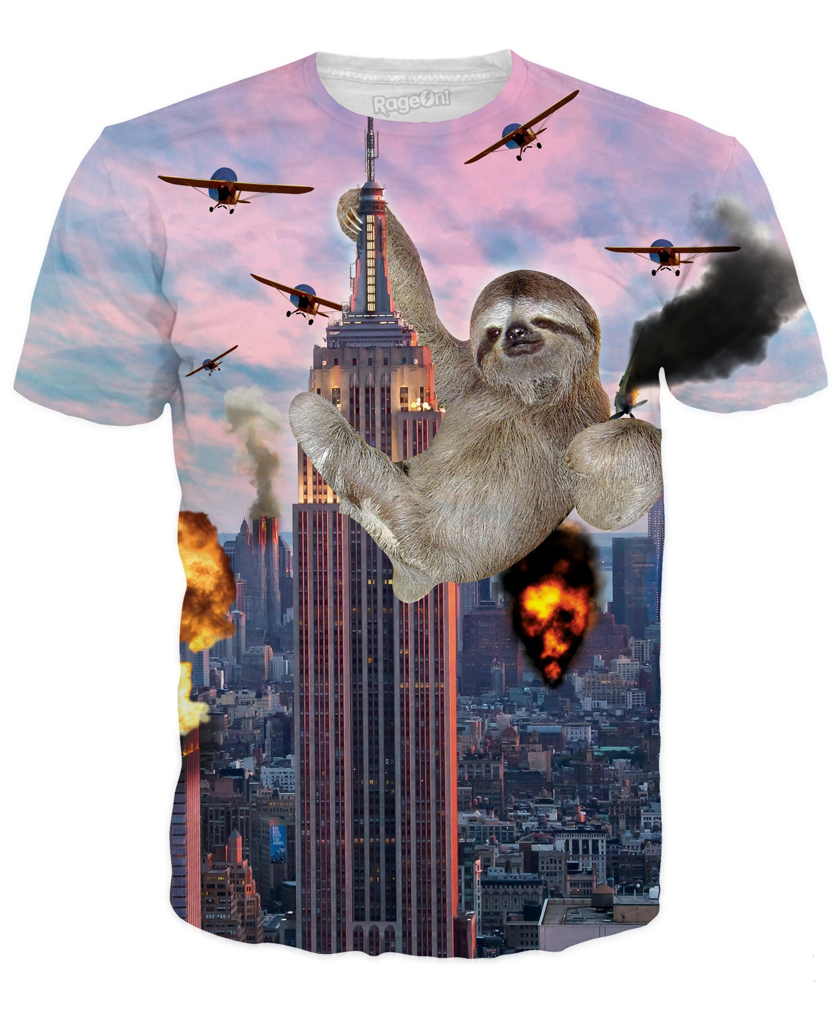 Sloth King T-Shirt