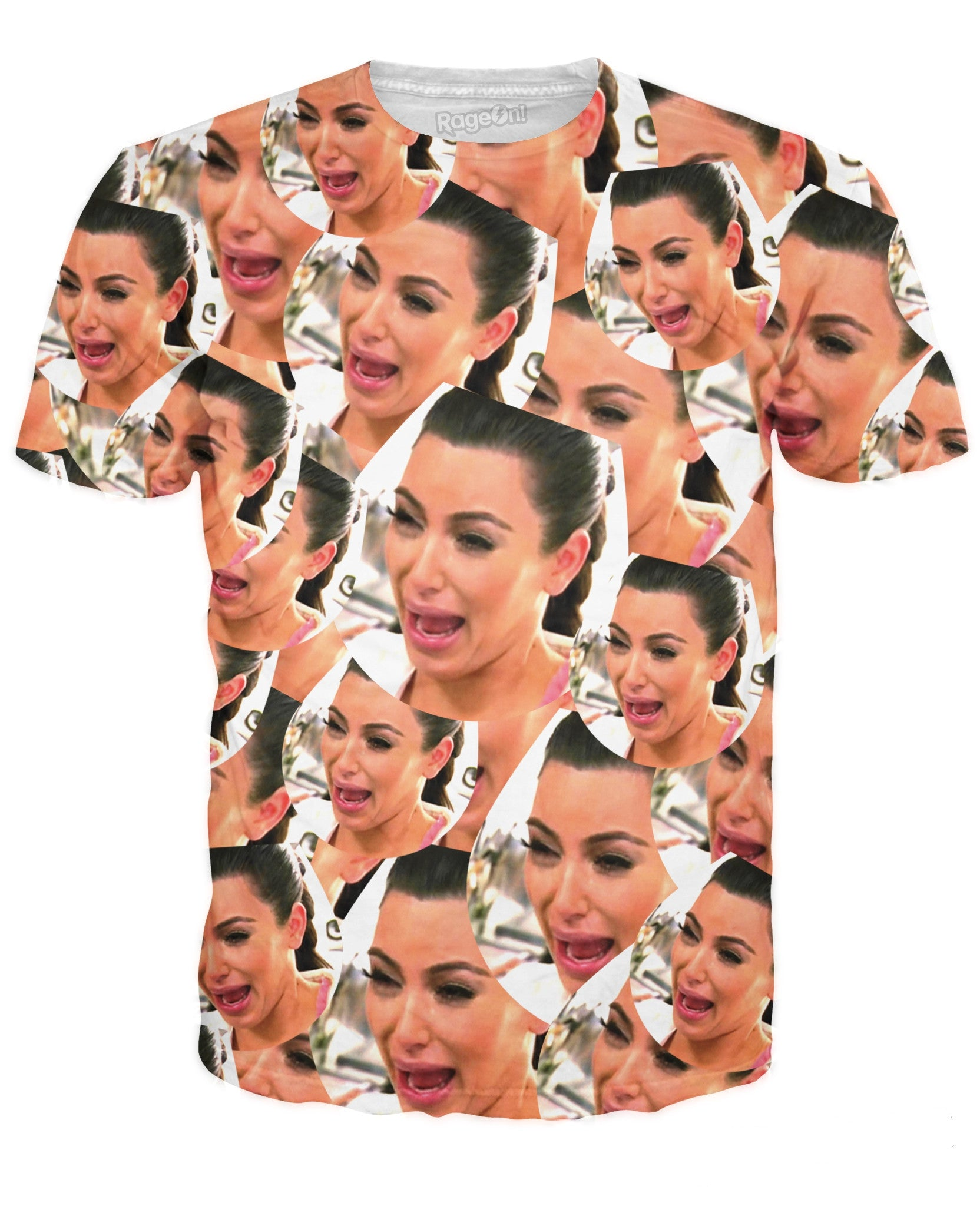 Crying Kim T-Shirt