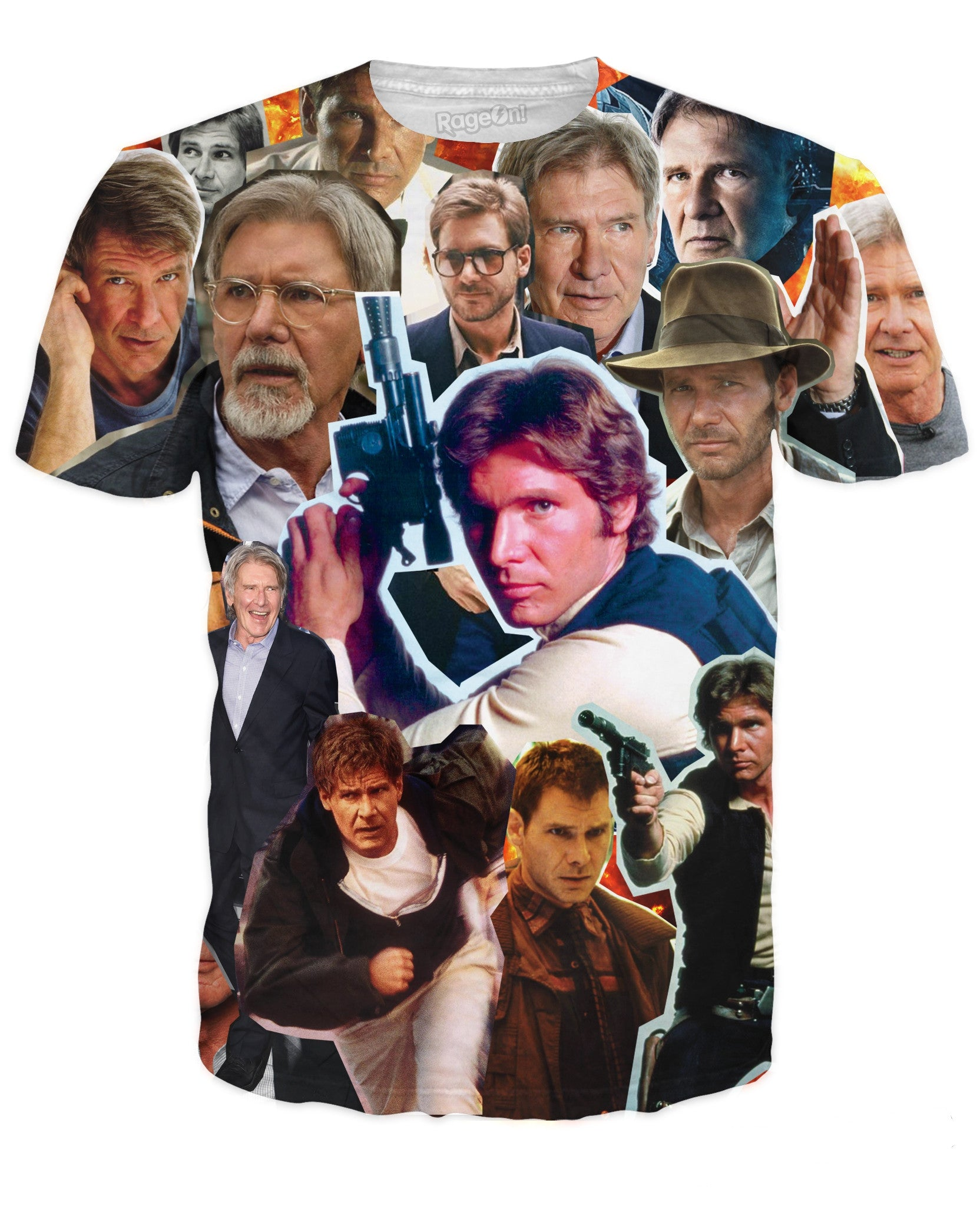 Harrison Ford Paparazzi T-Shirt