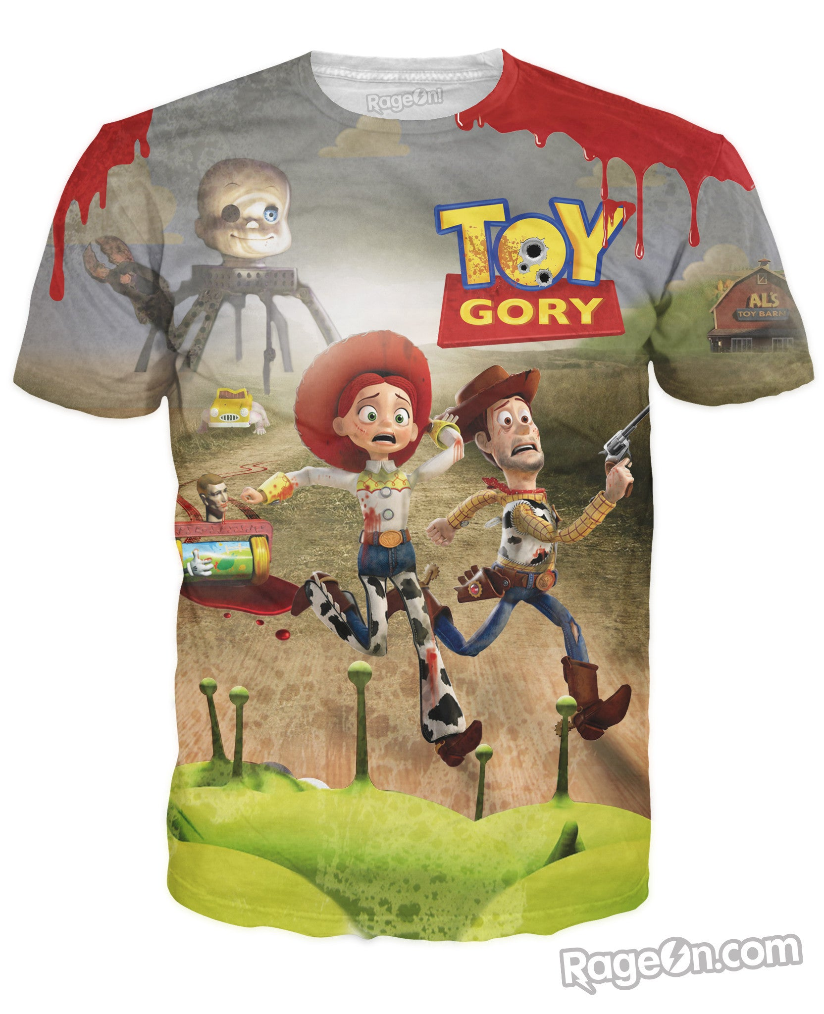 Toy Gory T-Shirt