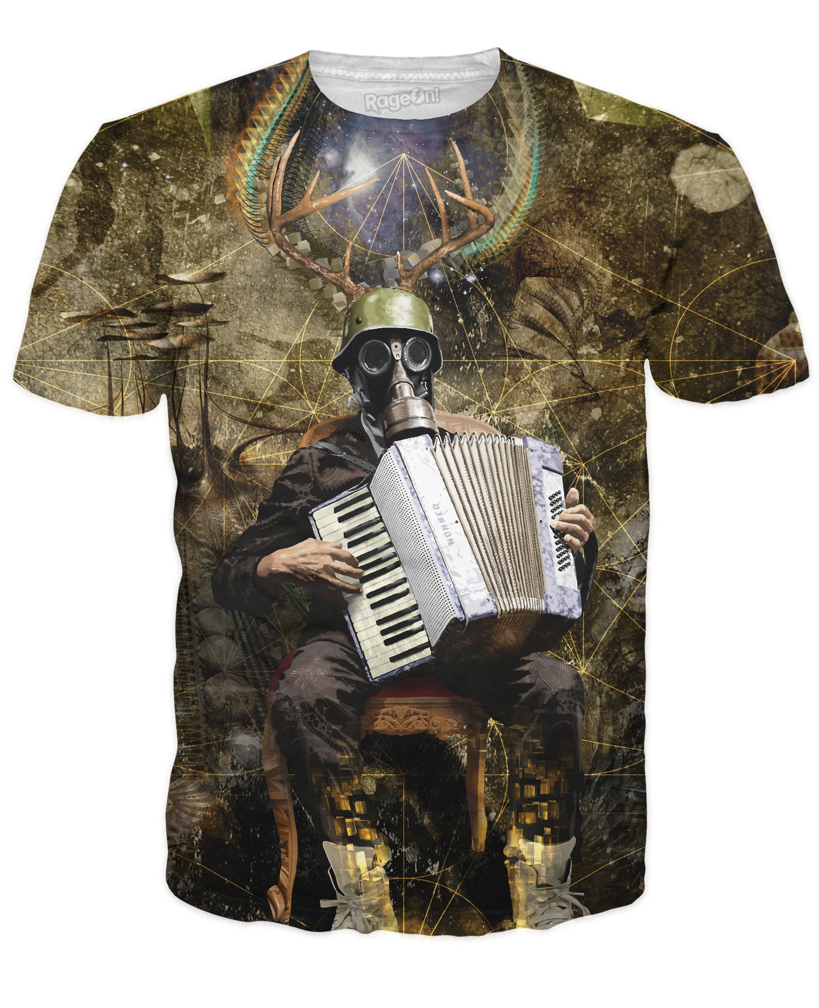 Serenade to the Universe T-Shirt