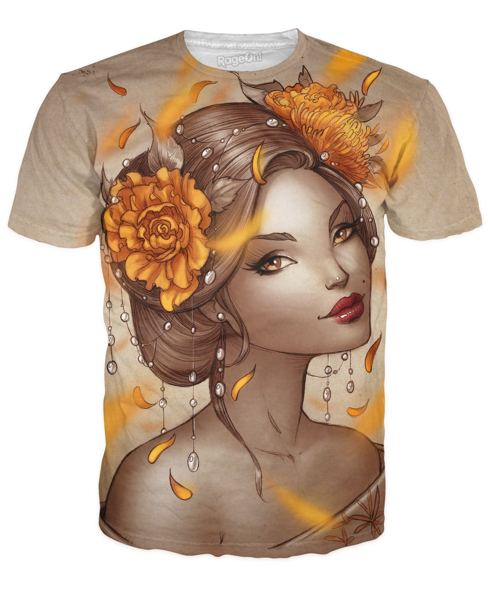 Summer Blooms T-Shirt