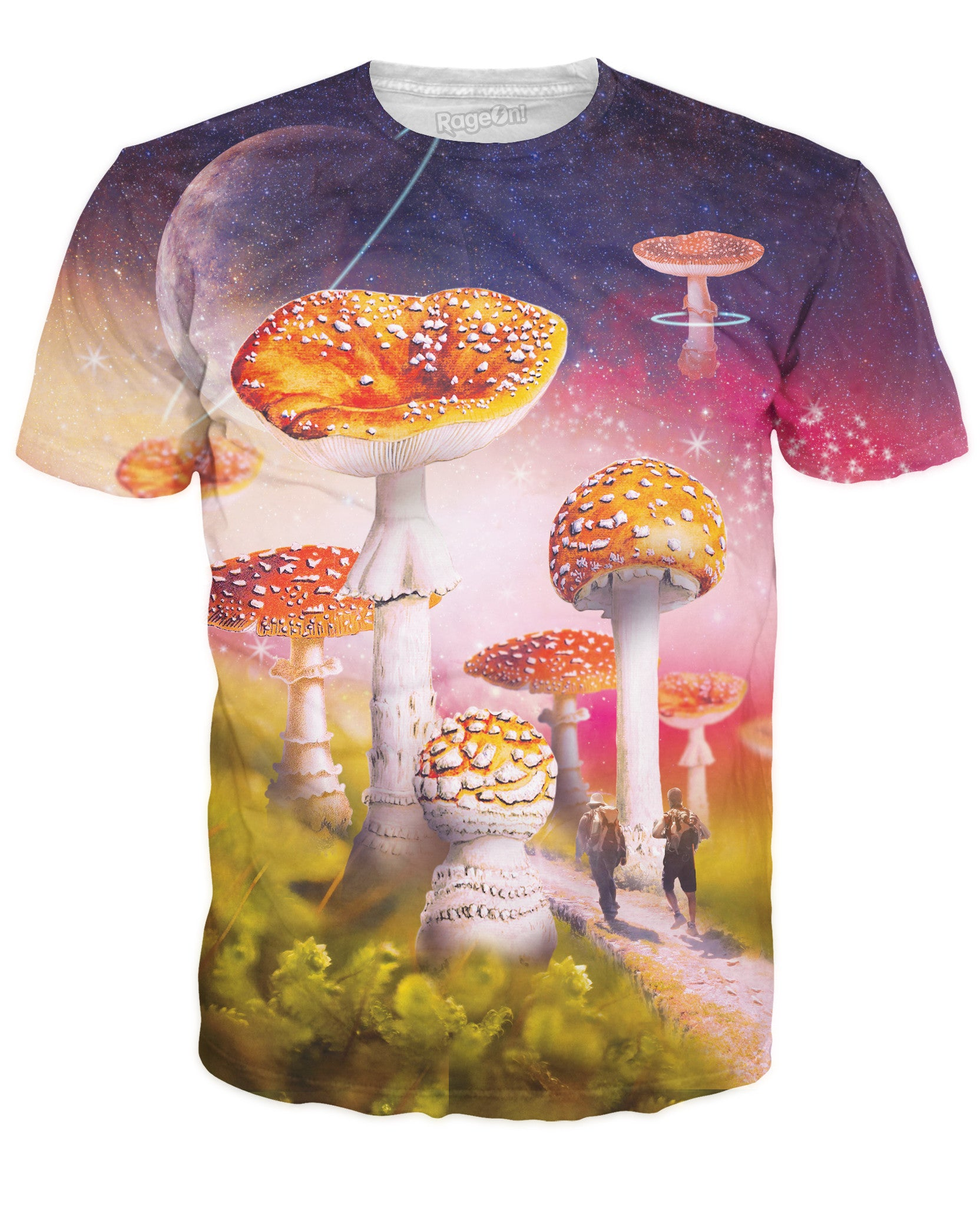 Journey to Shroomland T-Shirt