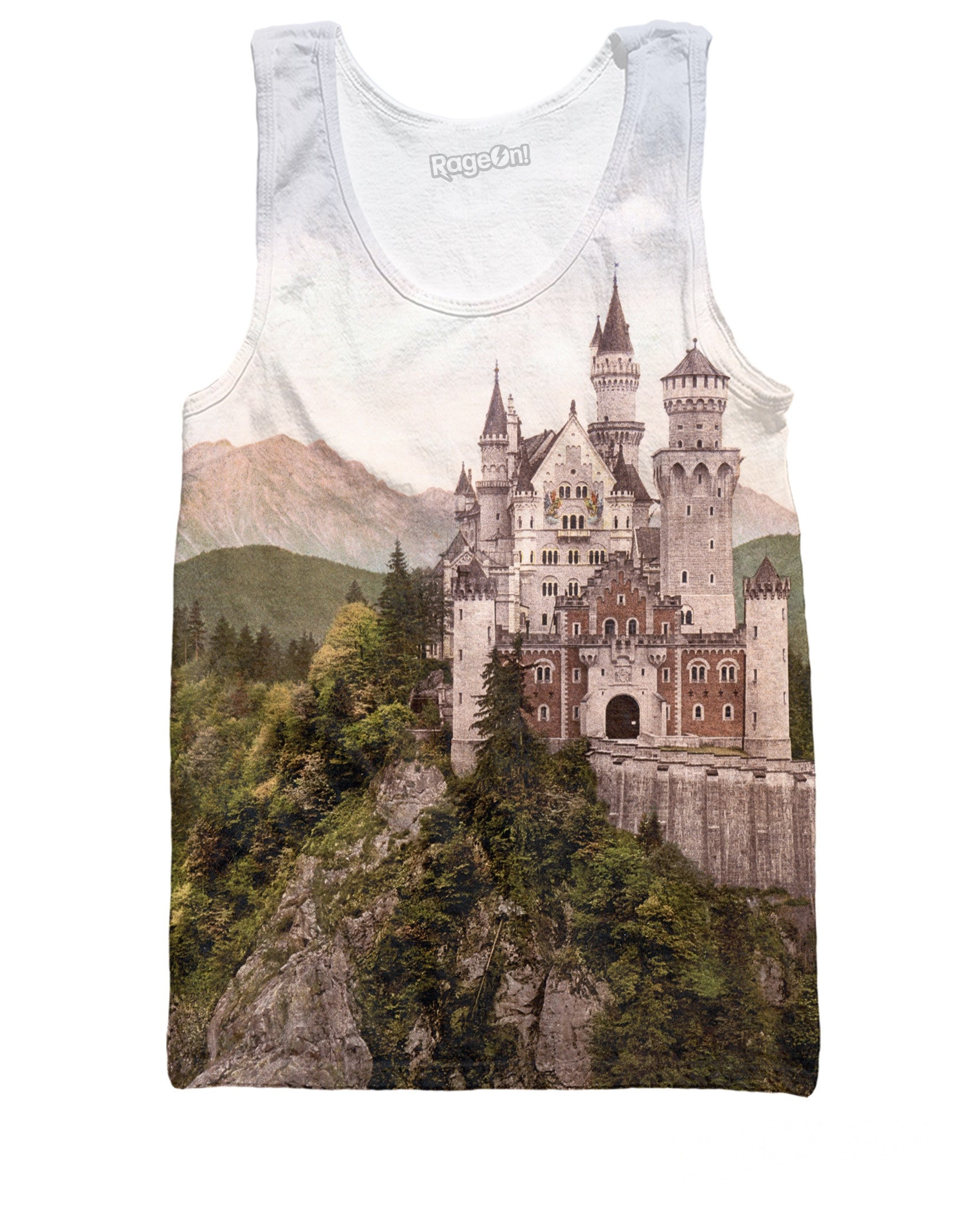 Sleeping Beauty Tank Top