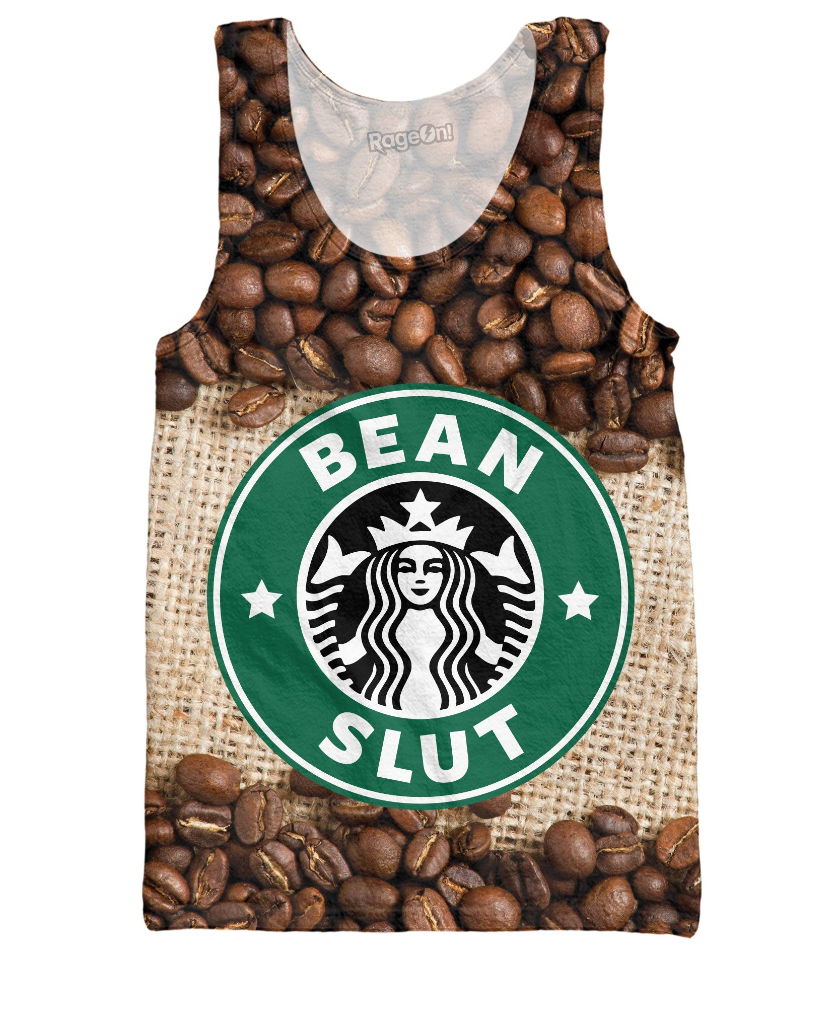 Bean Slut Tank Top