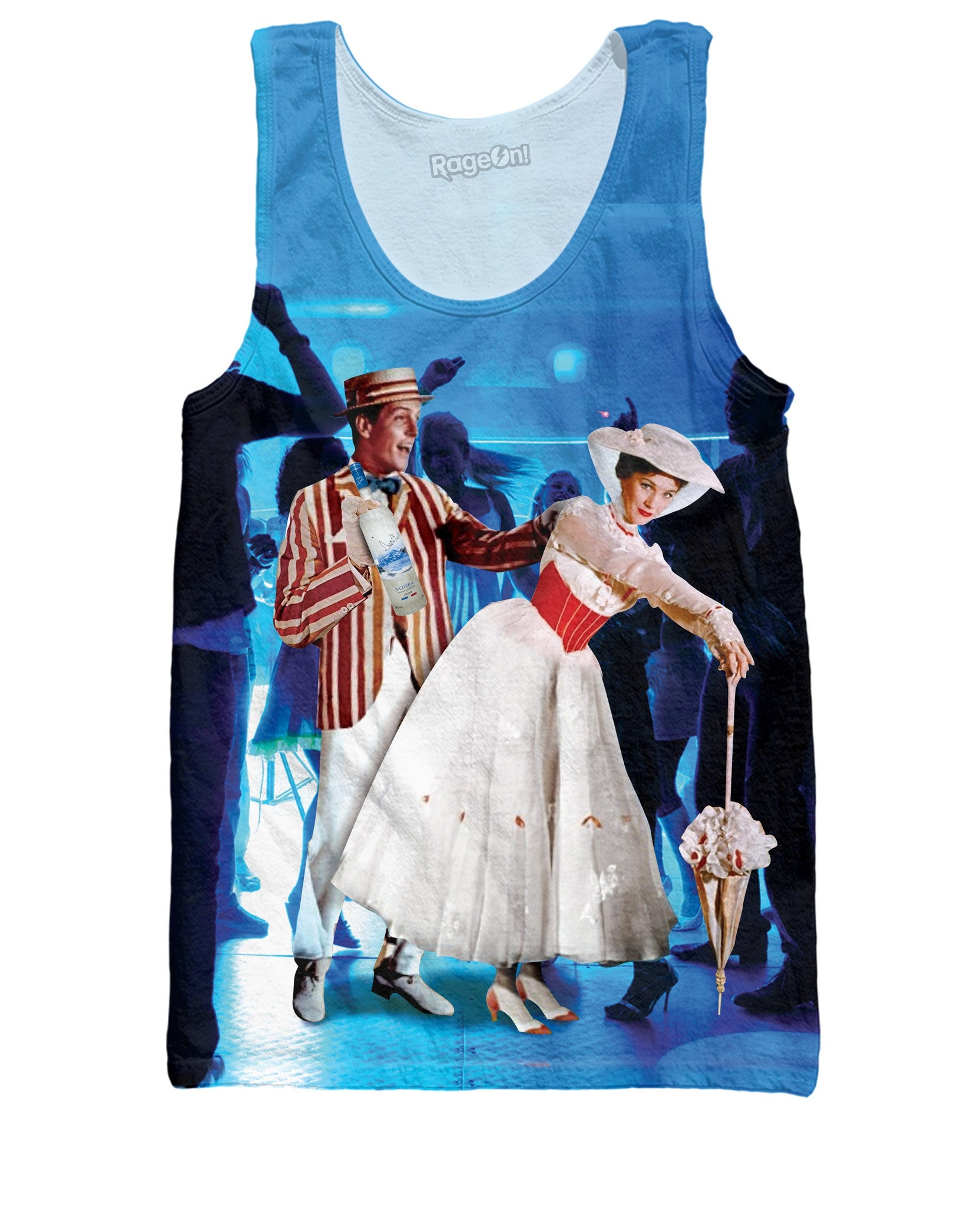 Mary Booty Poppins Tank Top