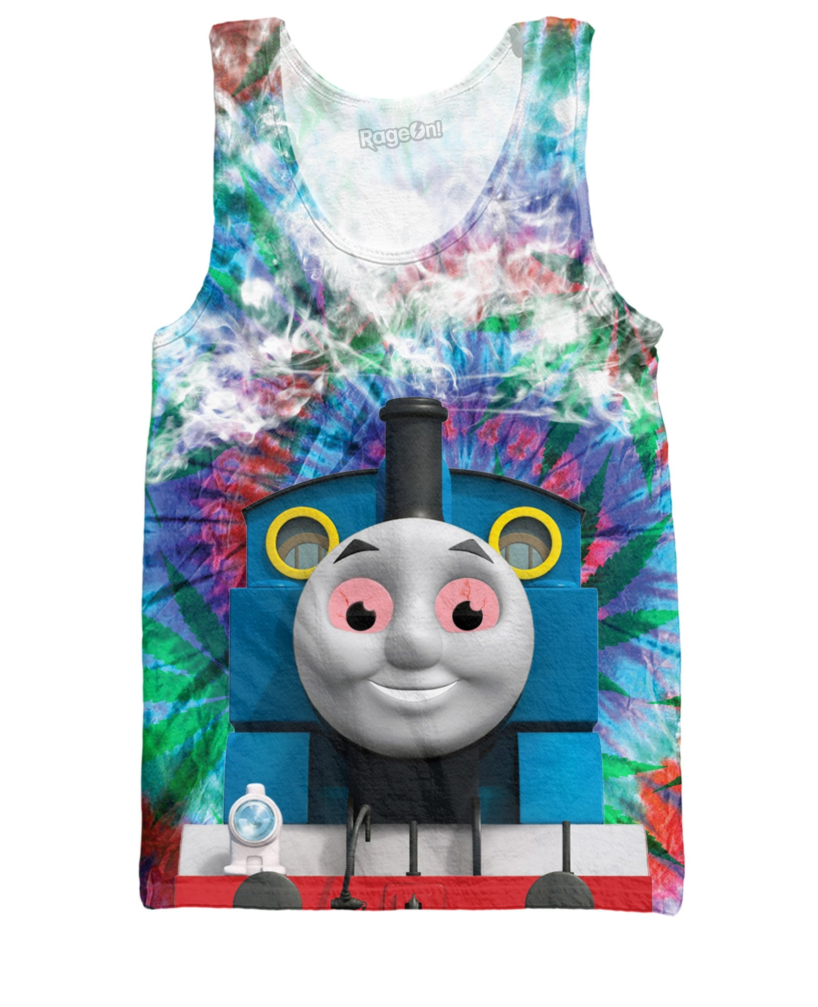 Thomas the Dank Engine Tank Top