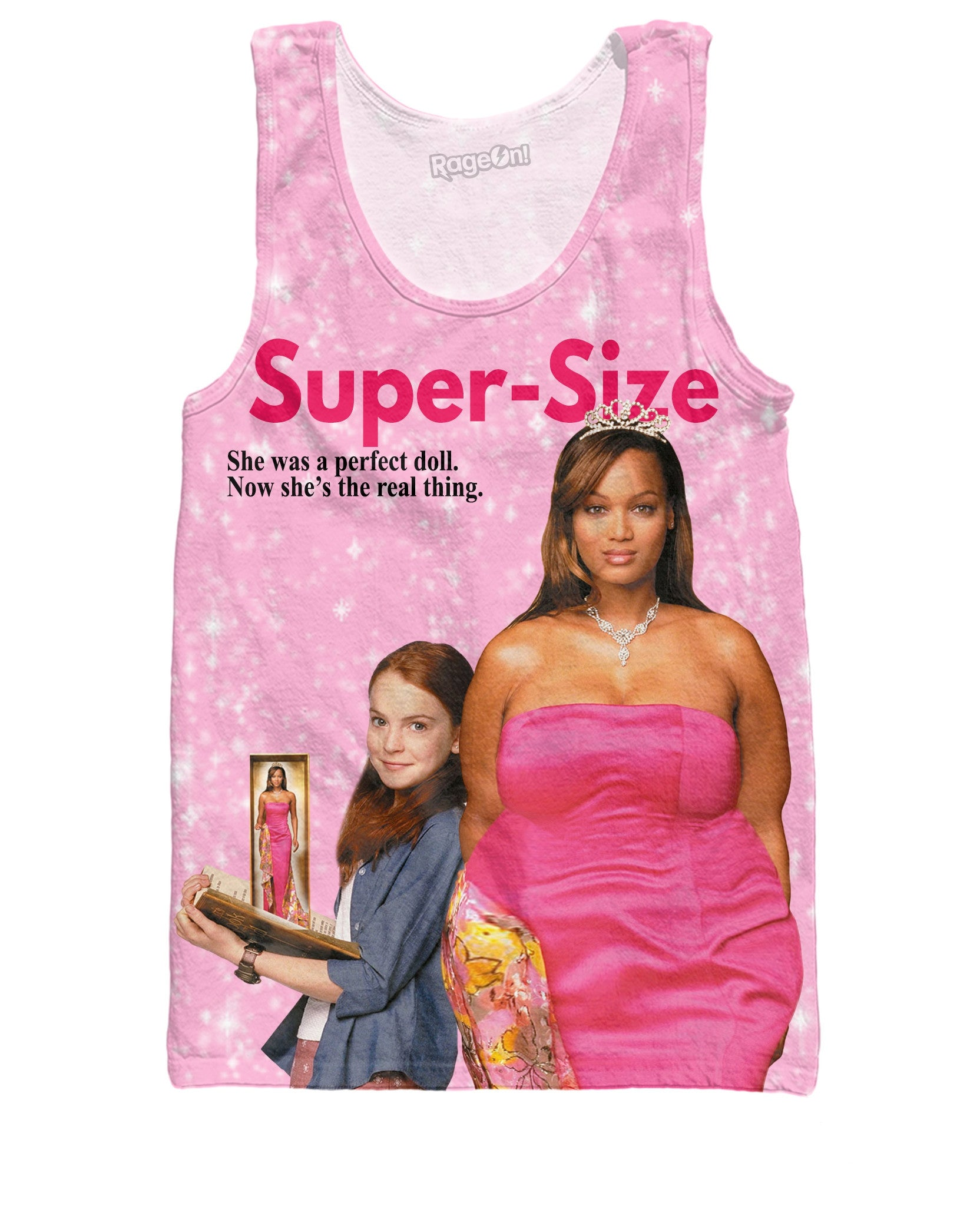 Super Size Tank Top