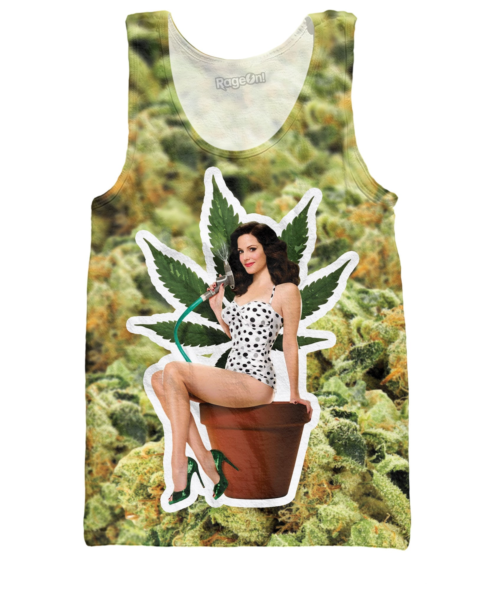 Nancy Botwin Tank Top