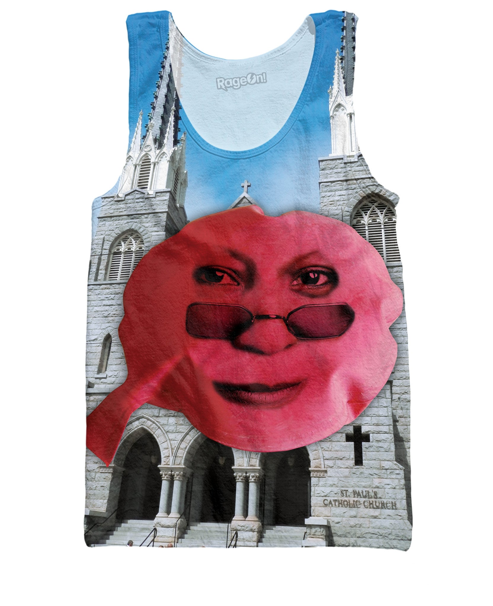 Whoopi Cushion Tank Top