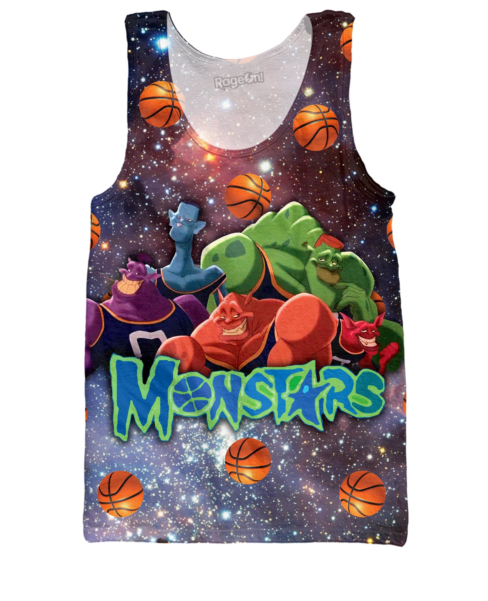 Space Jam Monstars Tank Top