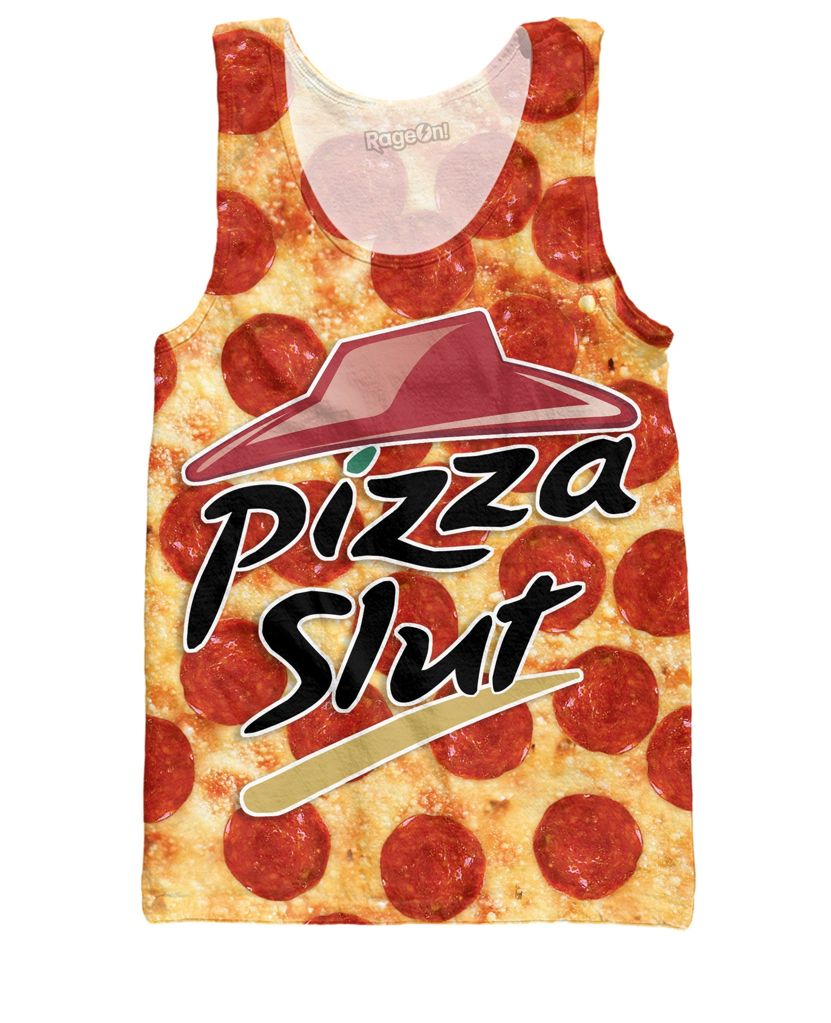Really a Pizza Slut Tank Top