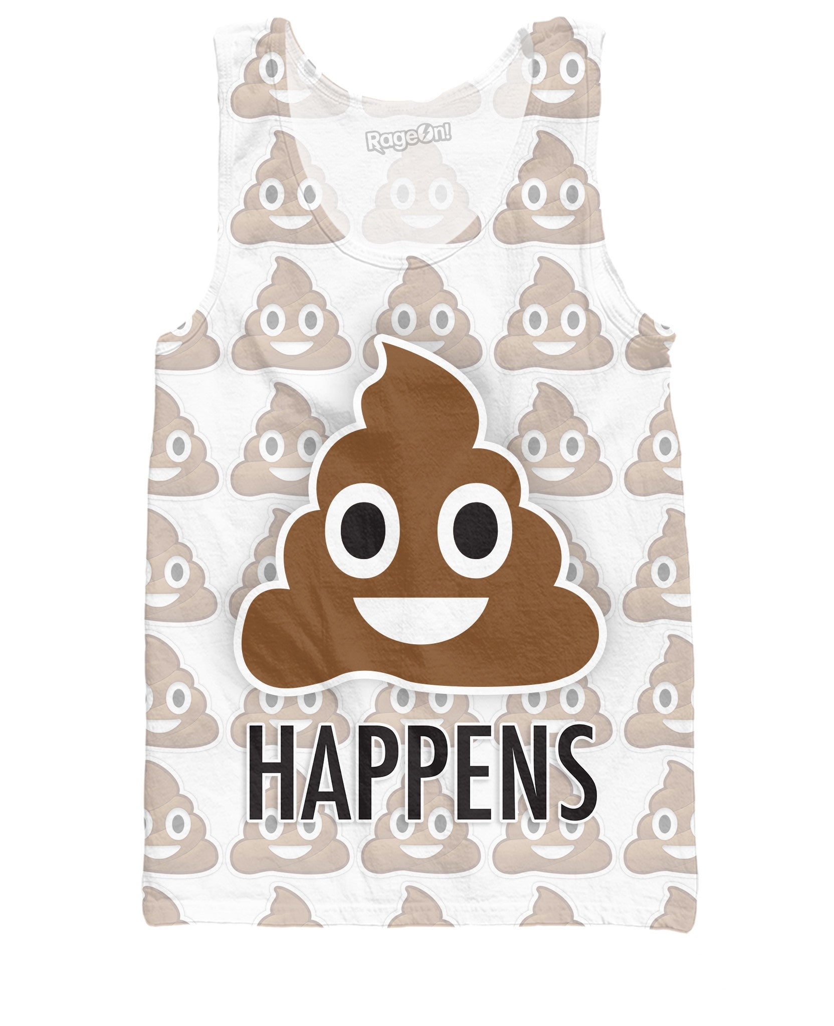 Shit Happens Tank Top