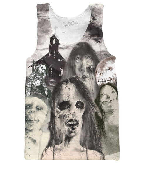 Scary Stories to Tell in the Dark Tank Top