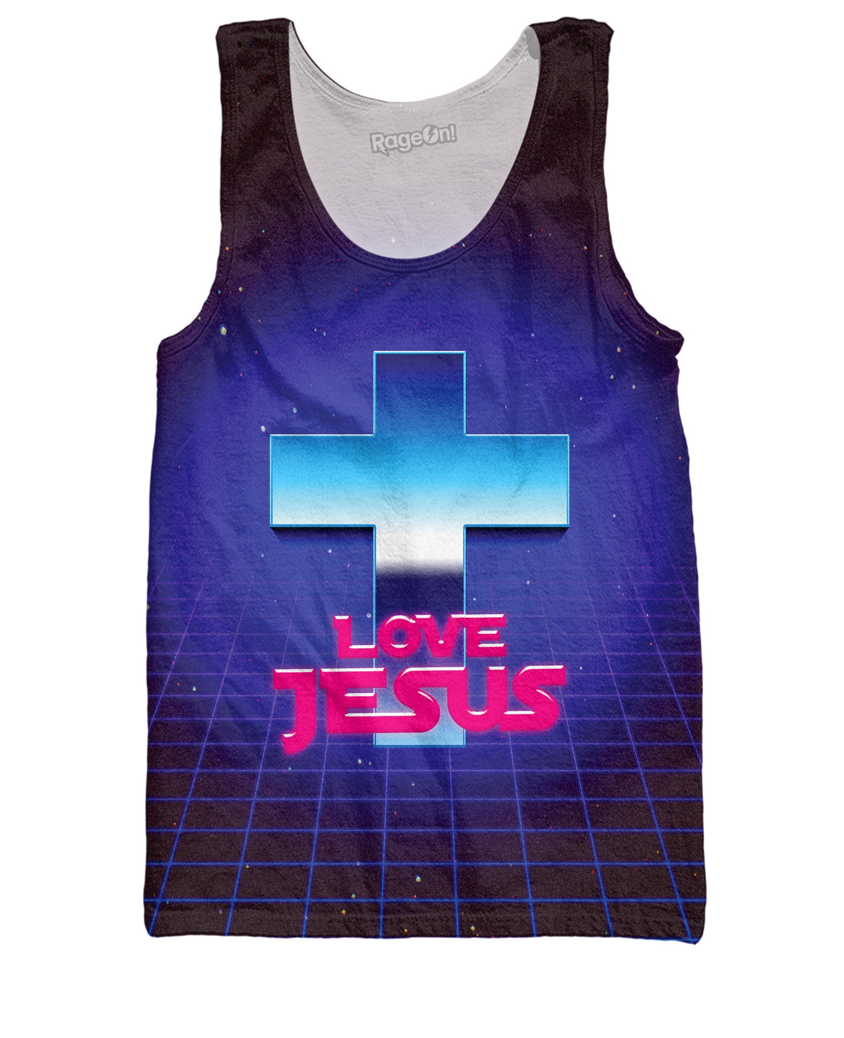 Love Jesus Tank Top