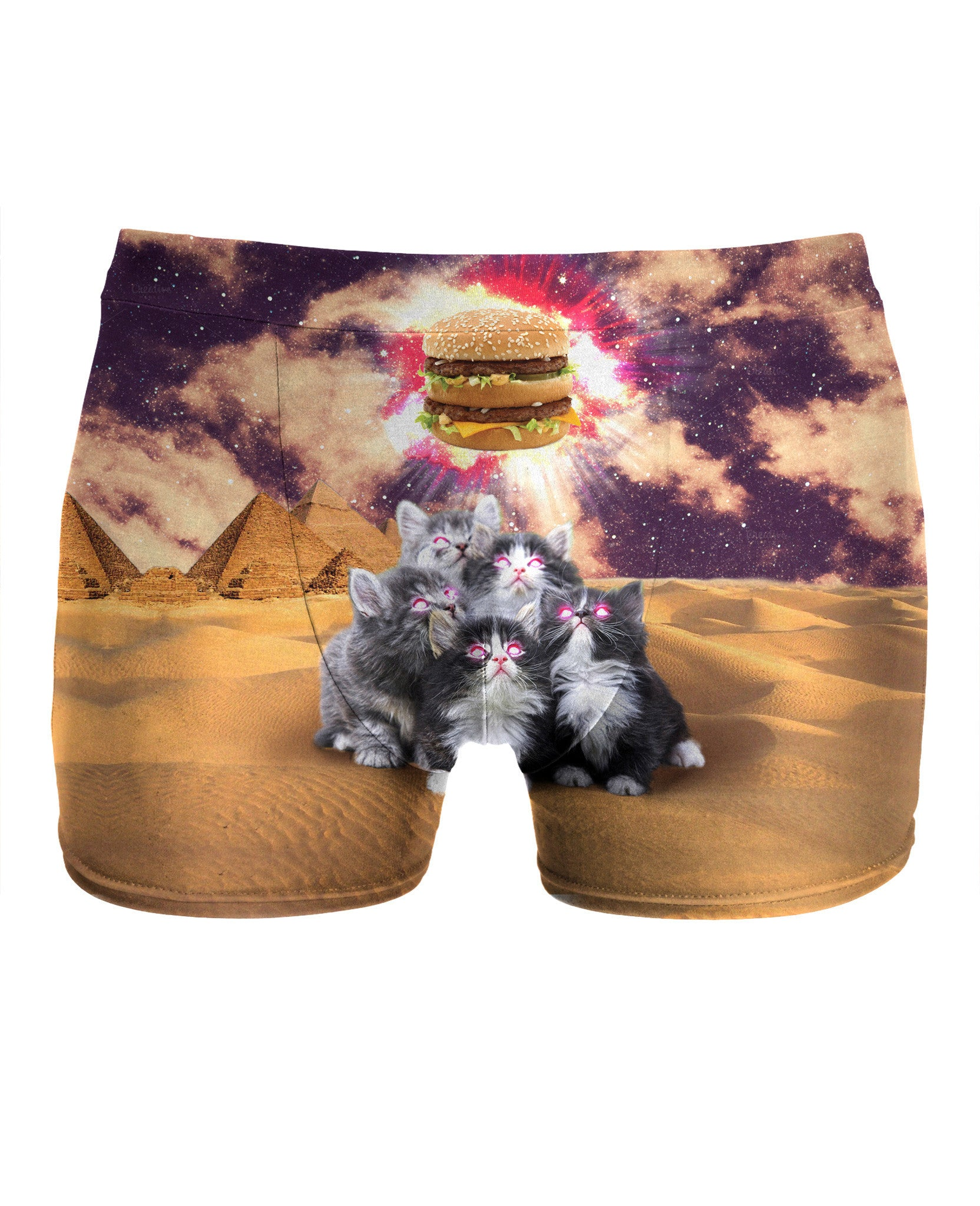 Worship the Burger Underwear