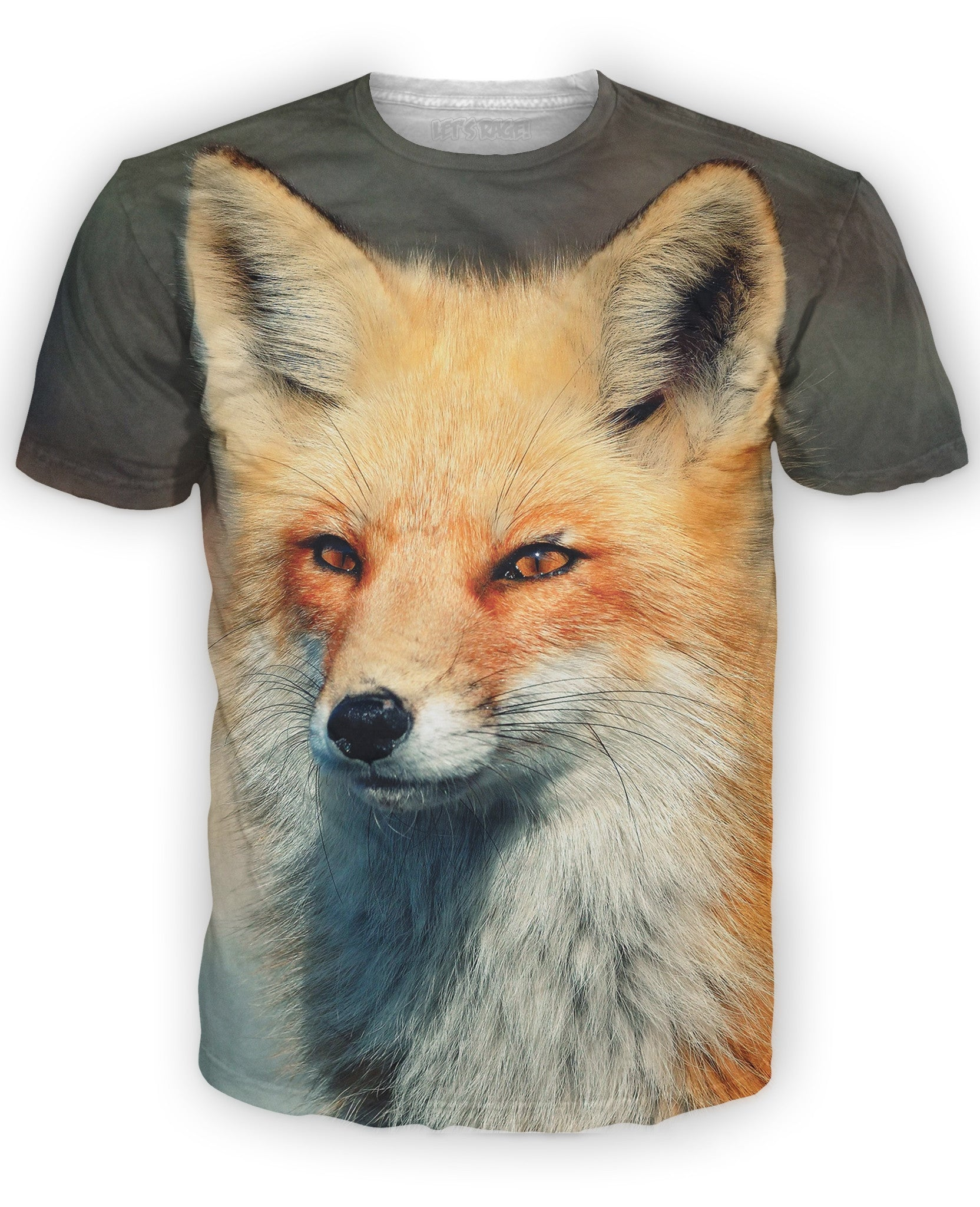Analytical Fox T-Shirt