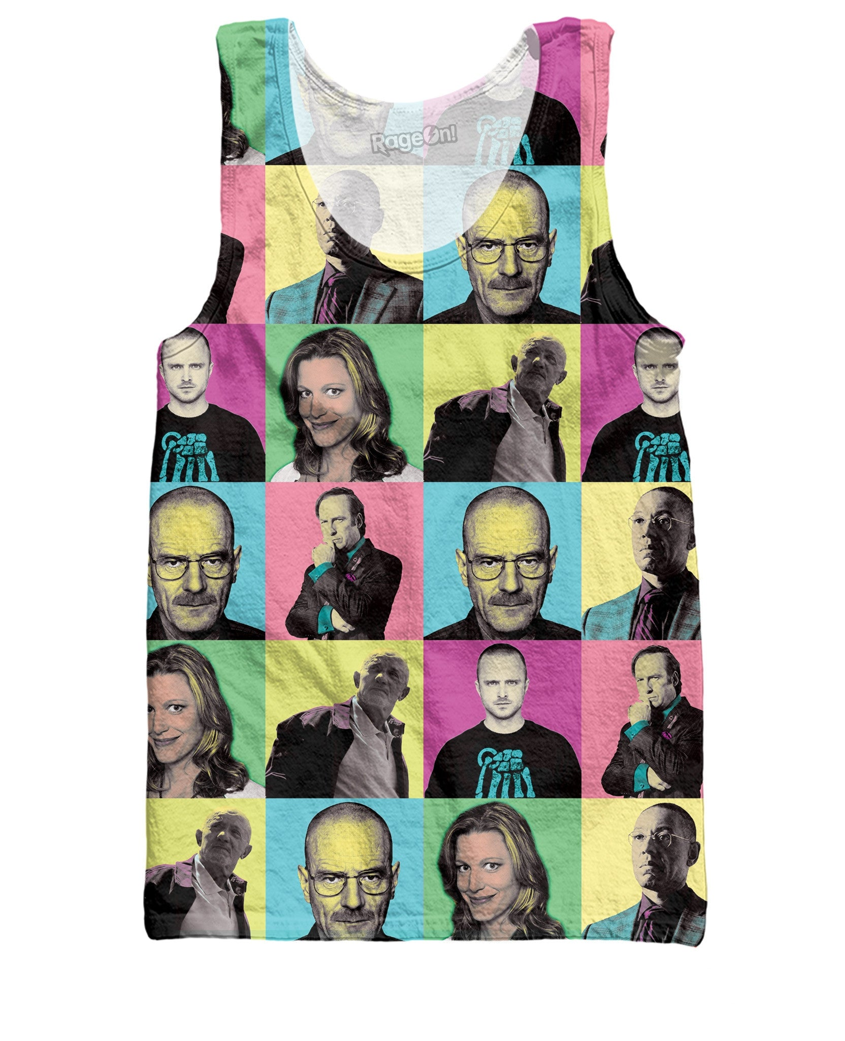 Breaking Bad Tank Top