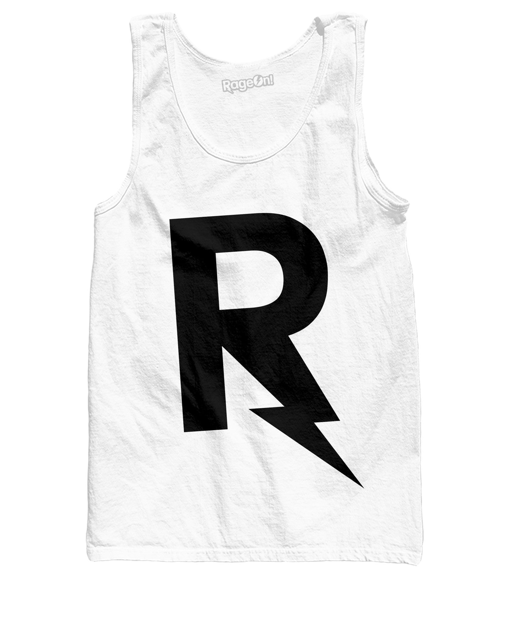 RageOn Monogram Tank Top