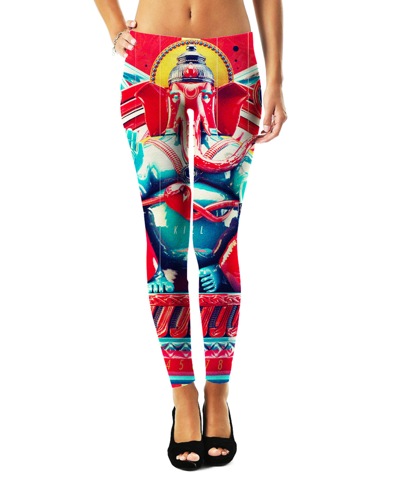 Elephant Kill Leggings